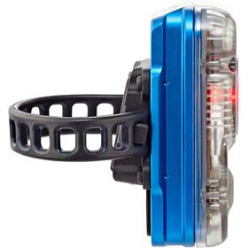 Lupine Rotlicht Luz de seguridad, blue